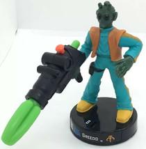 Star Wars Attacktix 2005 Hasbro Greedo Game Piece Figure Sw\3 - $14.24