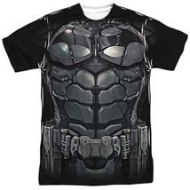 Batman Arkham Knight Costume Outfit Uniform Allover Front Sublimation T-shirt - $26.99+