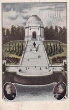 Canton Ohio OH McKinley Tomb Monument 1907 Postcard A25 - $2.99