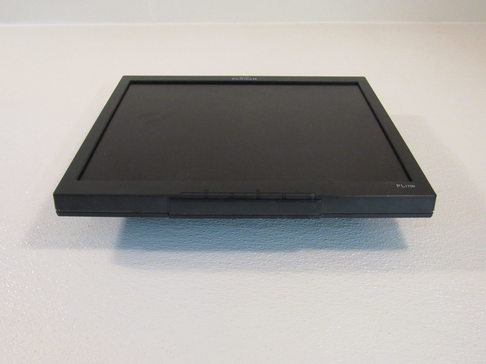 Planar Computer Monitor Flat Screen 17in LCD Black 1280 x 1024 SXGA PL-1700-BK