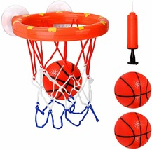 Bath Toys For Baby Kids Toddlers Girls Boys 1 2 Year Old Bathtub Basketb... - $11.53