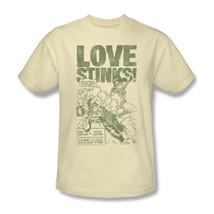 Green Lantern T-shirt Free Shipping Star Sapphire vintage comic cotton tee GL314 image 1