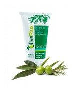 Hand and nail cream with olive leaf extract 150ml. - $21.54