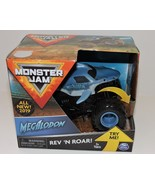 2019 MONSTER JAM SERIES MONSTER TRUCK - MEGALODON 1:43 - $16.00