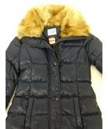 S13 New York  Navy Blue Puffer Down  Winter Jacket Size Little Girls  2  - $45.82