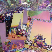 Lisa Frank Vintage Rare Stationery Lot Ice Cream Cleocatra Fruit Elephant Dream image 9