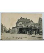 Paris Gare de la Porte Maillot Postcard L13 - $16.95