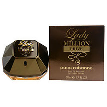 Paco Rabanne Lady Million Prive By Paco Rabanne Eau De Parfum Spray 1.7 Oz - $50.63