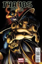Thanos Rising #4A VF/NM; Marvel   save on shipping - details inside - $19.99