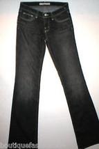 New J Brand Boot Leg Cut 918 Jeans Womens Ash Gray Low Tall Boot 25 27 X... - $36.00