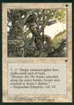 Magic: The Gathering: Fallen Empires - Icathian Scout (A) - $0.25