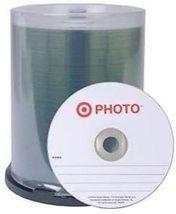Target Photo 52x 700mb 80-Minute Cd-r Media 100-piece - $16.00