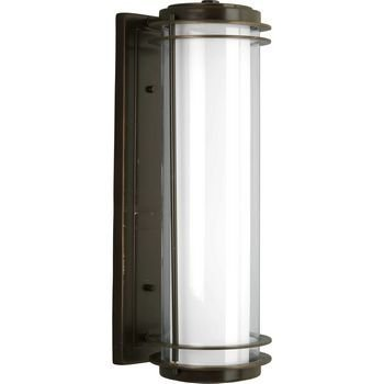 Primary image for Progress Lighting P5899-108 2-Light Penfield Wall Lantern, Oil Rubbed Bronze