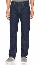 Levis Mens 505 Straight Fit Jeans Size 40 x 30 - $34.82