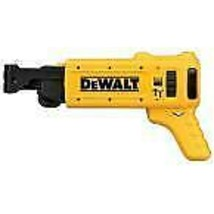 DEWALT Auto Feed Collated Drywall Screw Gun Magazine Attachment for Drill DCF620 - $107.90