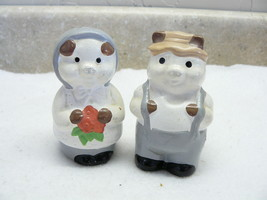 Animal Pig Salt and Pepper Shakers  #140 - $5.99