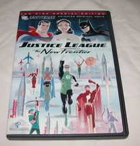 Justice League The New Frontier DVD 2008 2-Discs Special Edition Free Sh... - $10.93