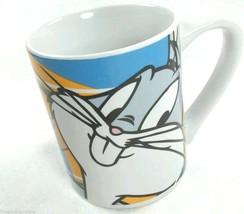 BUGS BUNNY Looney Tunes Coffee Mug Silly Rabbit Cartoon Warner Bros Gibson - $9.75