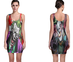 Joker Bodycon Dress - $24.70+