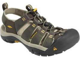 Keen Newport H2 US Size 9 M (D) EU 42 Men's Sport Sandals Shoes Raven 10... - €60,10 EUR