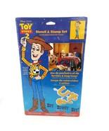 Disney Toy Story 2 Woody Stencil Stamp Kit Craft Kit No 60031 NEW Sealed - £17.99 GBP