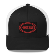 San Francisco hat / 49ers hat / 49ers Trucker Cap image 3