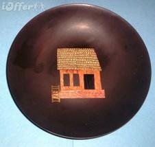 EAMES ERA MID CENTURY MODERN- COUROC FISH HOUSE/ TREE HOUSE/ BUGALOW BOW... - $17.45