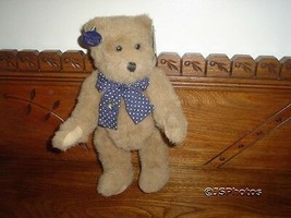 Ganz Heritage Pets Collection Moe Bear Fully Jointed New with Tags Retired 12 in - $57.83