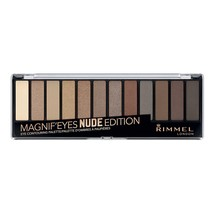 Rimmel Magnif'eyes Eye Palette Keep Calm and Wear Nude 0.50 Ounces - $14.60