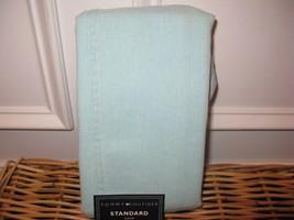 1 Tommy Hilfiger Iced Denim Blue Standard Sham - $41.79
