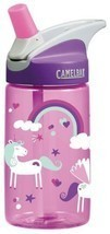 CamelBak Kids Eddy Water Bottle, 0.4 L, Unicorns  - €12,15 EUR