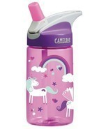 CamelBak Kids Eddy Water Bottle, 0.4 L, Unicorns  - ₨955.08 INR