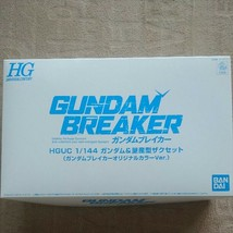 SONY PS Vita ZAKU GUNDAM BREAKER HGUC Figure Plastic kit - $61.35