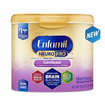 Enfamil NeuroPro Gentlease Infant Formula - Clinically Proven to reduce ... - $32.29