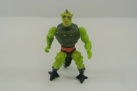 Masters of the Universe Whiplash Action Figure 1983 Mattel Missing Spear Part - $12.59