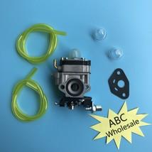Carburetor & Fuel Line Echo SRM-280 SRM-280S SRM-280T SRM-280U A02100134... - $13.86