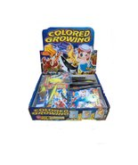 COLORED GROWING EXPAND 600% OF SIZE - $3.22