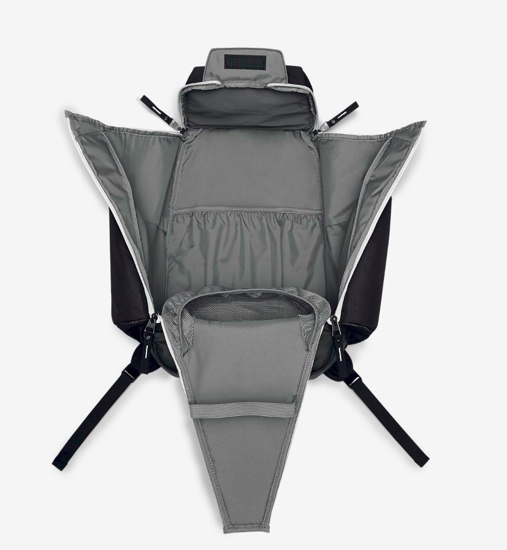 05255a632c Nike Elite Max Air Team 2.0 Graphic Basketball Backpack- BA5260-011- NWT