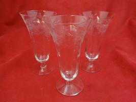 """Crystal Sundae Cups 6"""" - $75.00"""