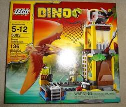 LEGO Dino Tower Takedown (5883) New Sealed - $167.37