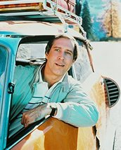 Chevy Chase Nation Lampoon'S Vacation Color 16x20 Canvas Giclee - $69.99