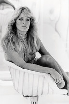 Farrah Fawcett Logan's Run Beautiful Barefoot Portrait 18x24 Poster - $23.99