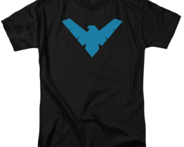 DC Comics Batman Logo T-shirt Retro Comics Justice League Graphic Tee BM2182 image 2