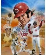 PETE ROSE 8X10 PHOTO CINCINNATI REDS BASEBALL PICTURE COLLAGE MLB - $3.95