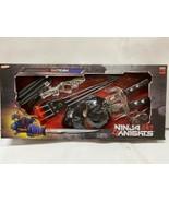 22921 P6/12 11pcs Ninja Play Set - $17.86