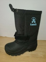 kamik kids snow boots Black Size 13 - $44.54