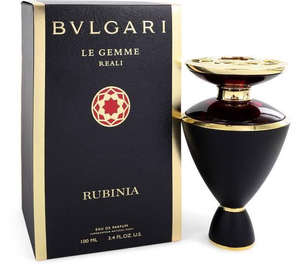 Bvlgari le gemme reali rubinia 3.4 oz tester perfume