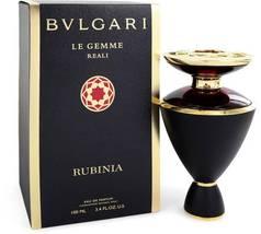 Bvlgari Le Gemme Reali Rubinia Perfume 3.4 Oz Eau De Parfum Spray image 1