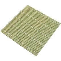 JapanBargain S-3155, Green Bamboo Sushi Roller Mat 9-1/2-inch Square - $129,31 MXN