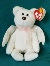 Halo Beanie Baby 1998 Brown Nose Matching Tags New Out of Package. - $18.65